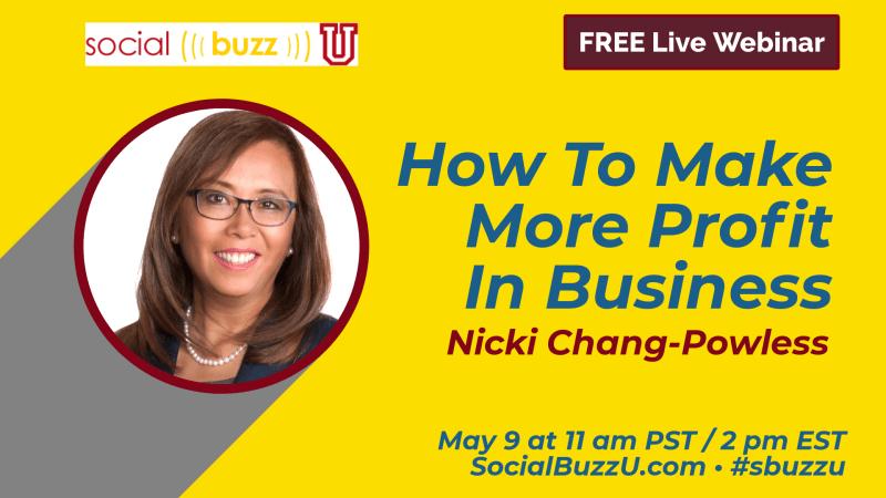 Nicki Chang-Powless business advice