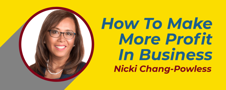 Nicki Chang-Powless business advice