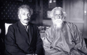 einstein-and-tagore