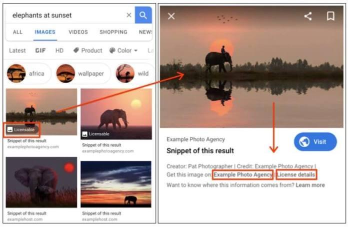 google-images-image-license-label