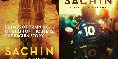 Sachin Tendulkar Reveals Poster of His Upcpoming Film