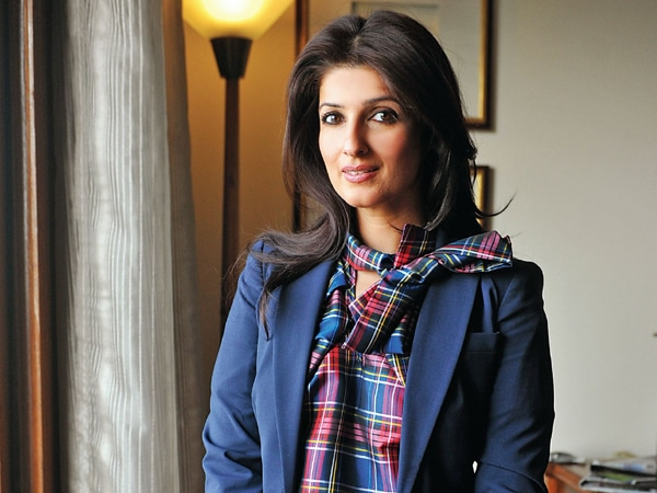 Twinkle Khanna Slams Misogynists in a Unique Way!