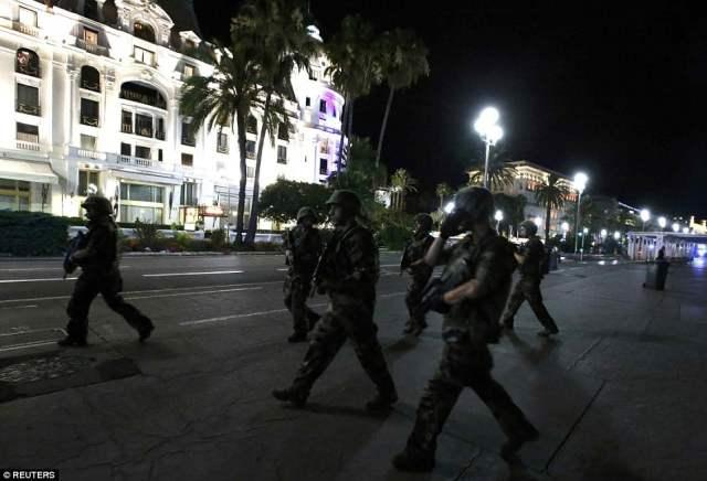 Terror Attack In France, Many Killed & Injured