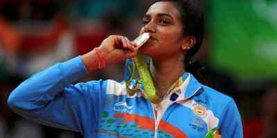 PV Sindhu Wins a Billion Hearts with her Silver Medal