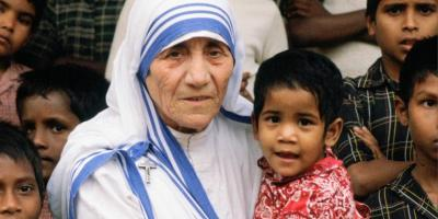 Mother Teresa - The Saint, The Teacher, The Motivator