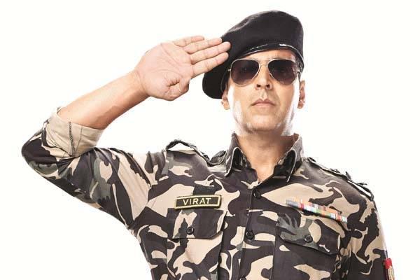 Akshay Kumar Turns Emotional At BSF Base Camp In Jammu