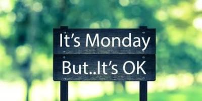 Monday Motivation : Beat Monday Blues in Vogue