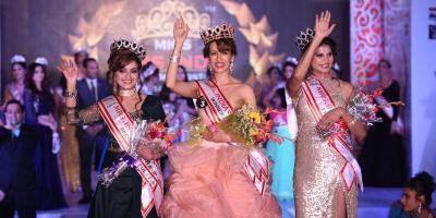 Exclusive Pics : MRS INDIA 2017 - Mahima Choudhary Graced the Event