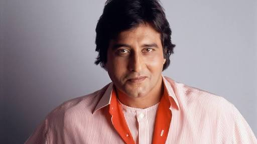 Vinod Khanna, of the smoldering eyes and a resolute chin, passes away