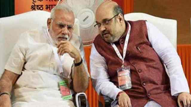 Modi- Shah