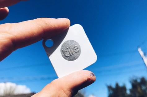 Tile, tile mate, trackable, Bluetooth, spy, location device, lost keys,