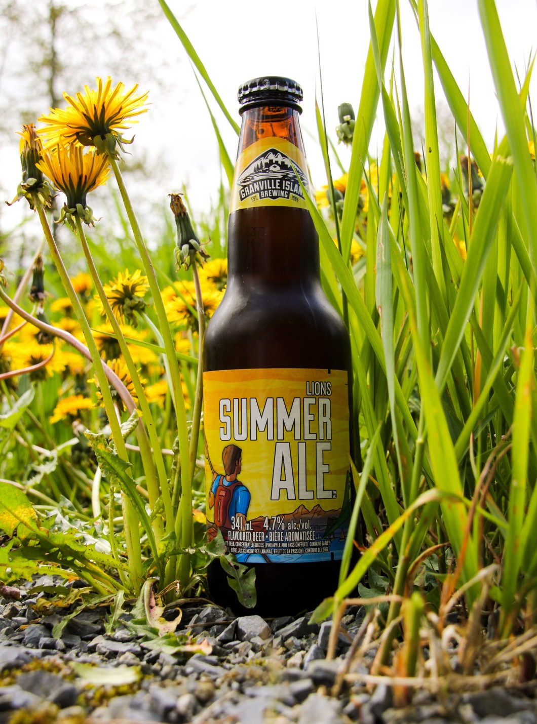 Granville island, brewery, Granville island beer, summer ale, beer