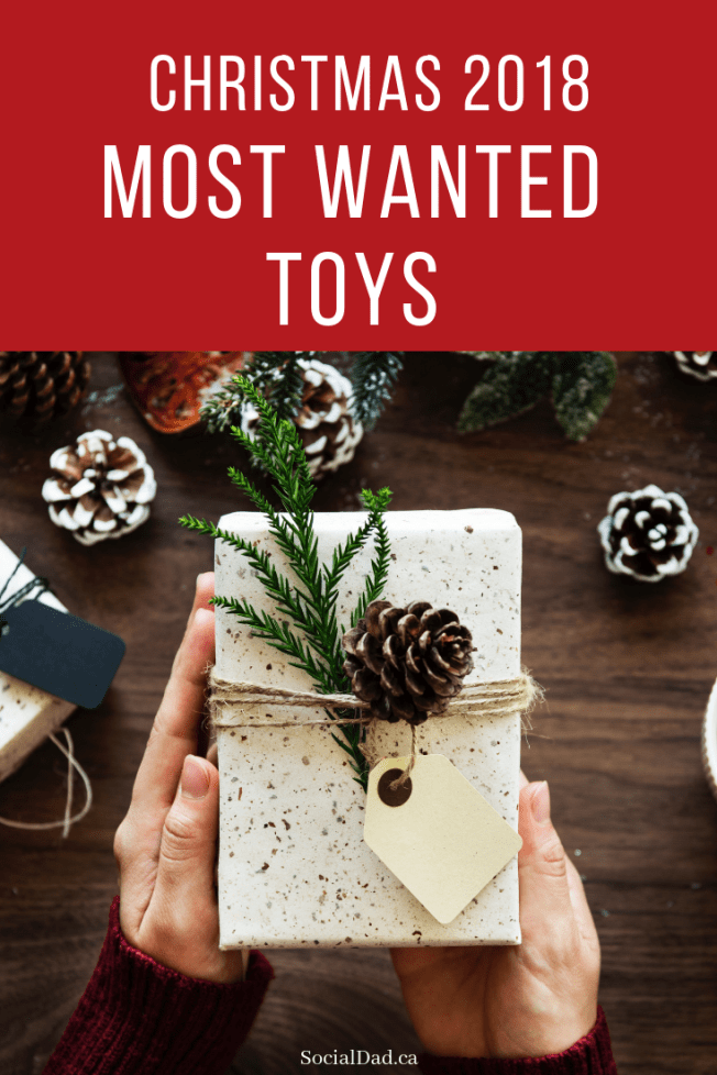 Top Christmas Toys, Gift ideas for kids, most wanted toys