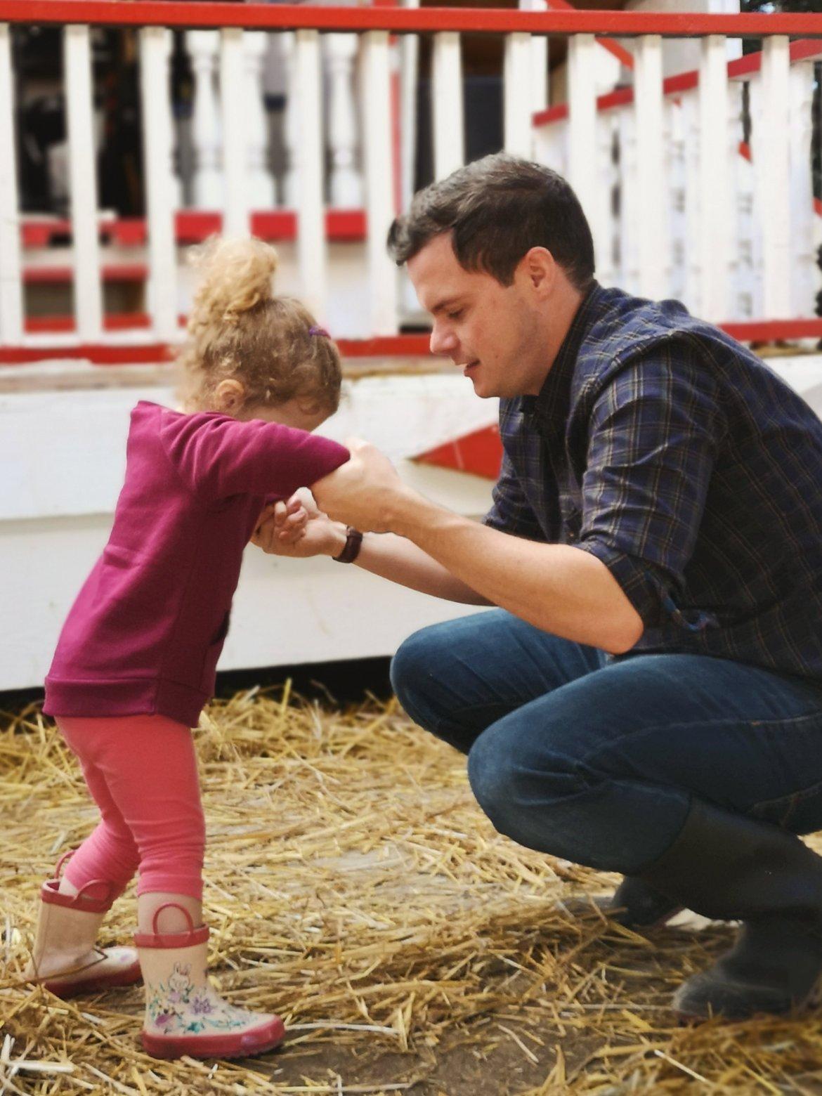 Dad blog, dad influencer, dads on Instagram