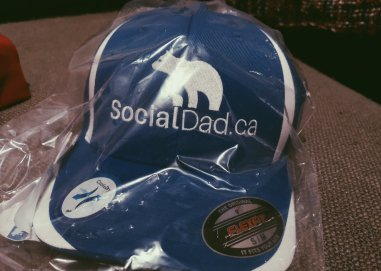 dad bloggers award, canadian dad bloggers of the year, canadian dad, canadian dad bloggers, influencers, parenting influencers, logo, socialdad.ca, social dad, James Smith, james r.c. smith,