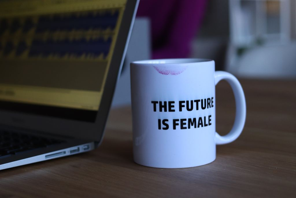 The future is female, unicorn, supporting girls, supporting females, dad blog, socialdad, vancouver dad, parenting blog, parenting influencers, international womens day, day of the woman, girl power,