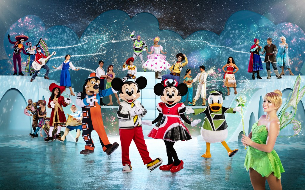 Disney on ice, vancouver, tickets, win tickets, disney in vancouver, disney store, dad blog, parenting bloggers, socialdad,