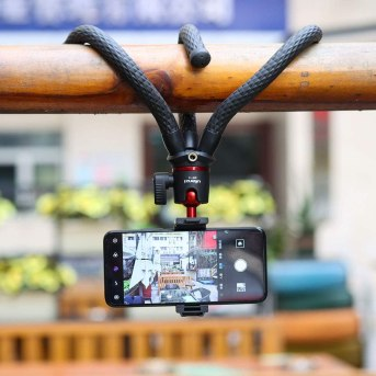 best tripod for vlogging, gorilla pods, Canon RP, best camera for vlogging, best vlog camera