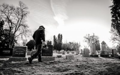 AFTR – reimagining a trip to the cemetery