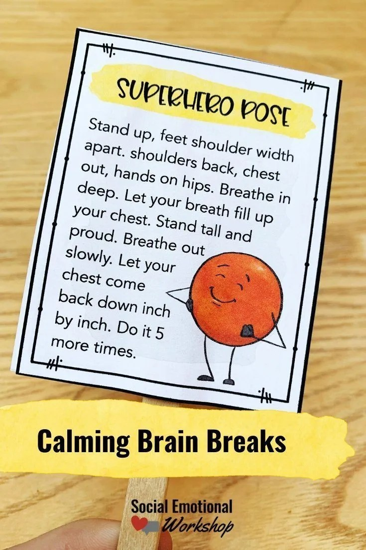 Calming Brain Breaks