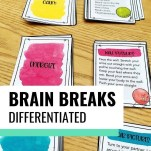 How to Use Brain Breaks