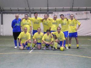 foto squadra 300x225 Noi Calciatori