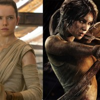 Daisy Ridley May Be the Next Lara Croft
