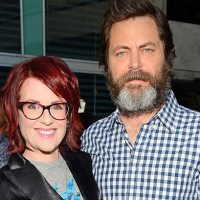 Nick Offerman and Megan Mullally Starring in Futuristic Comedy About Ageless Babies