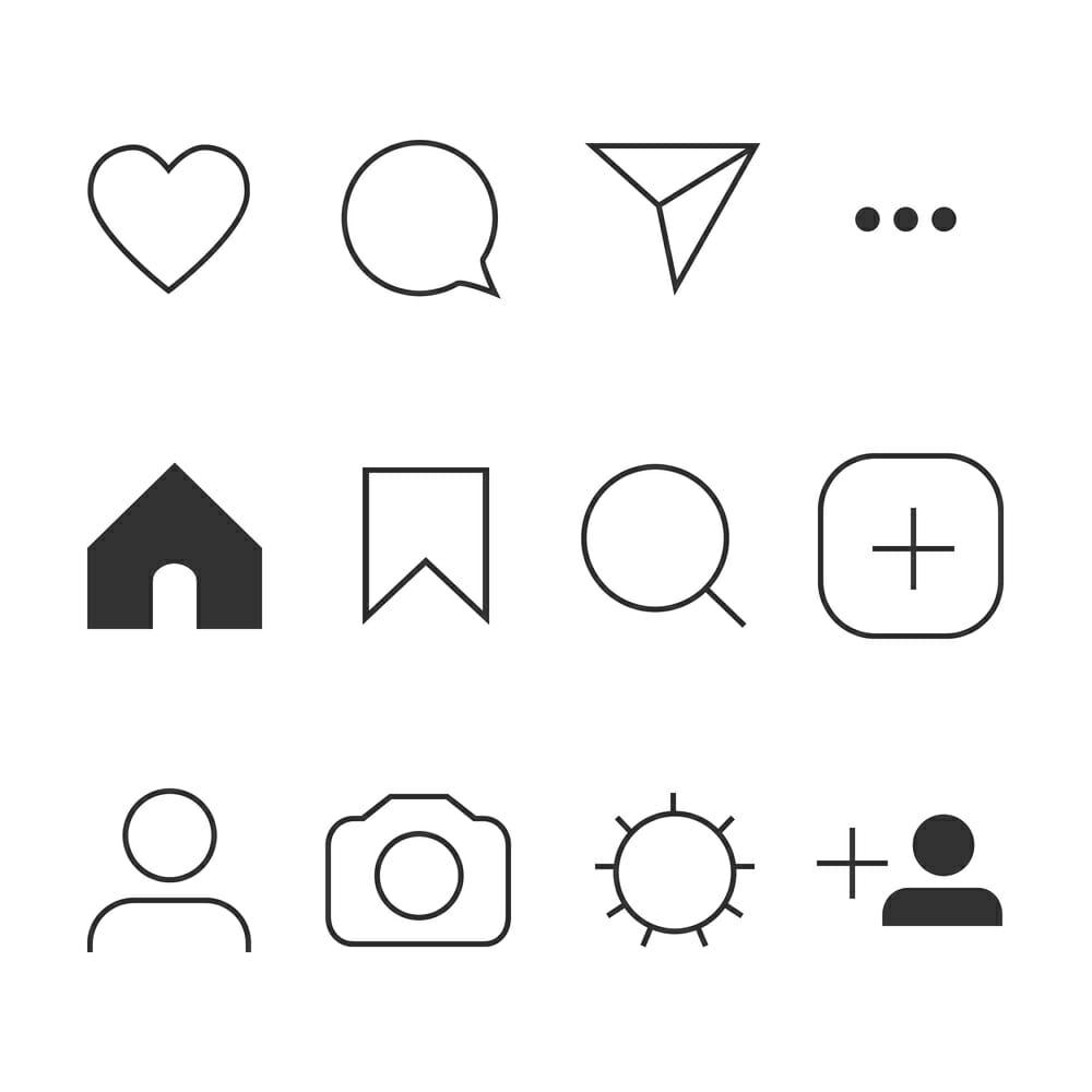 social platforms emojis