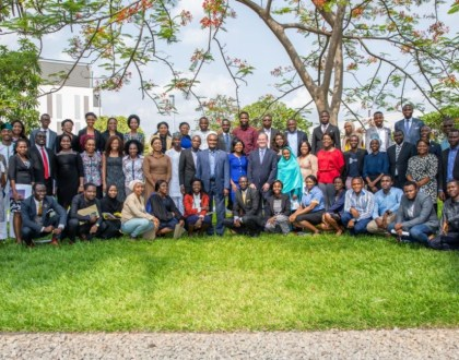 My Mandela Washington Fellowship Journal- The Beginning