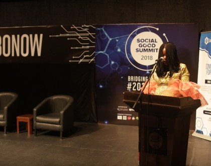 Social Good Summit Lagos 2018: Bridging The Gap Through Partnerships