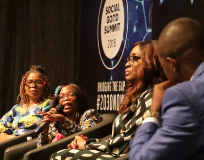 SocialGood Lagos Amplifies the #2030Now Conversation in Nigeria through Social Good Summit 2018