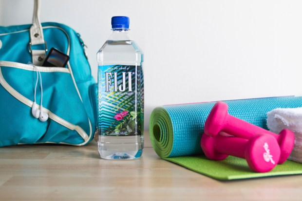 FIJI Water- Gym