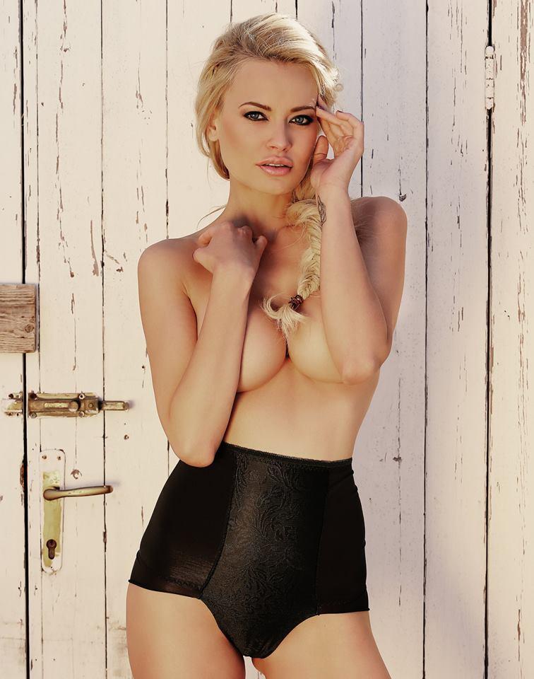 July Featured Model Ivana Vankova