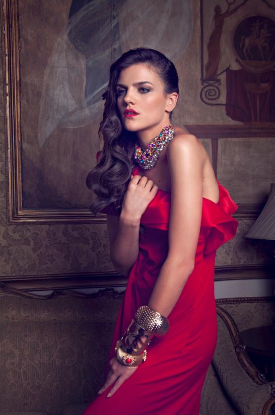 fashion-model-social magazine-editorial