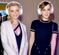 Amy Smart and Jena Malone