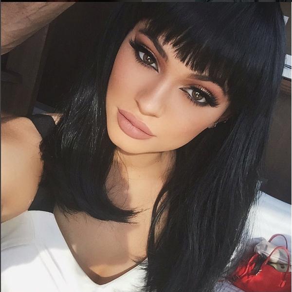 Kylie Jenner Instagram @kyliejenner