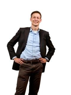 pasfoto Michiel