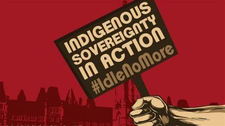 Idle No More Sovereignty Summer Kicks Off June 21