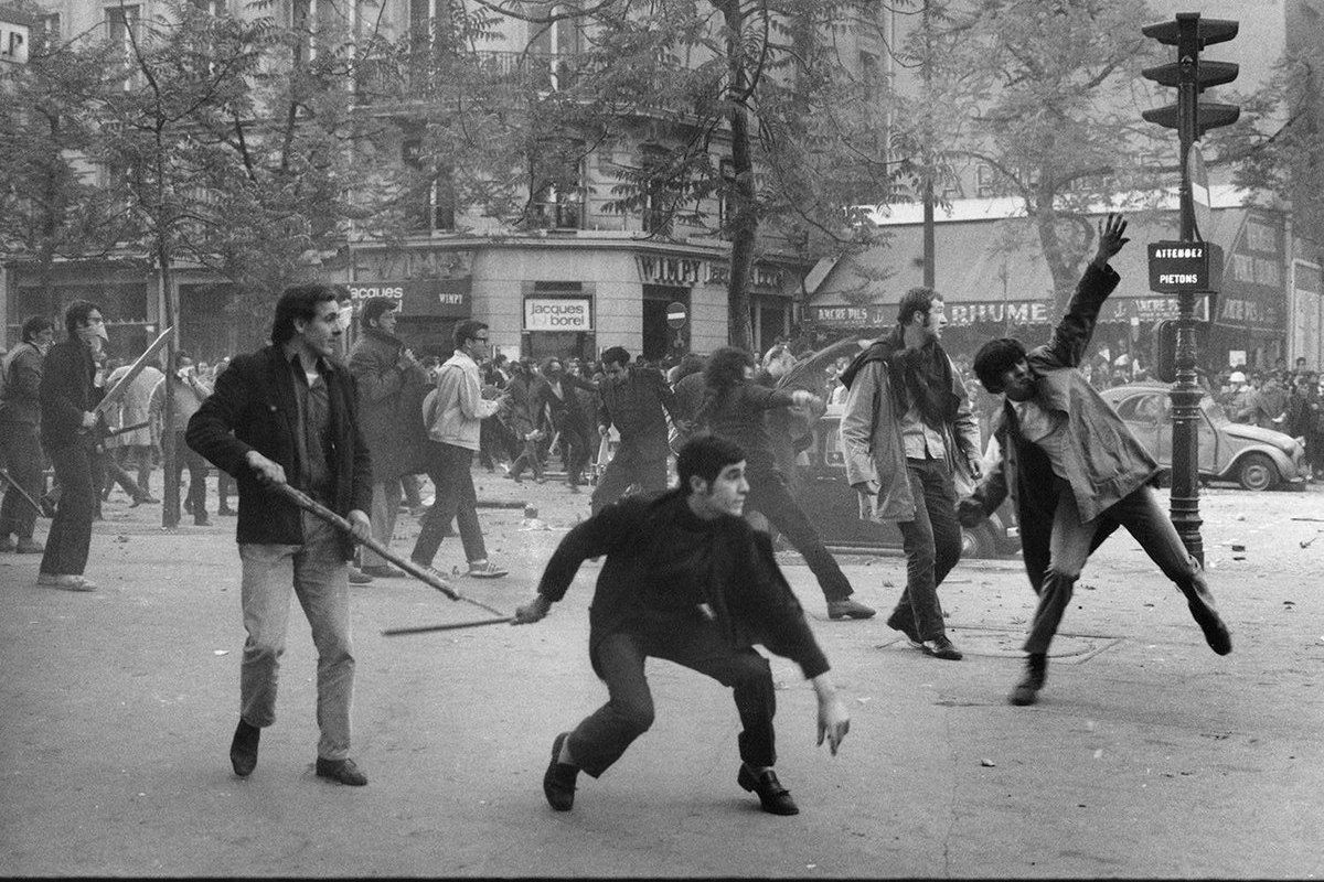 The French Revolution of May 1968 | Socialist Appeal