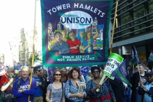 Uniosn tower hamlets