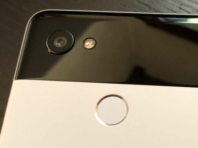 pixel 2 xl impronta
