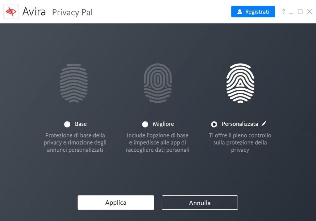 Proteggere i dati personali su pc facebook twitter google e
