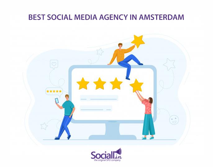 Best Social Media agency in Amsterdam