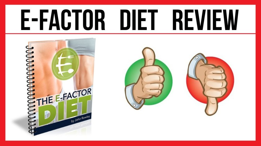 E Factor Diet Review - Does It Really Work