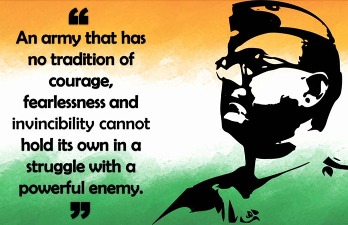 Netaji Quotes On Life & Experience, Quotes By Netaji Subhash Chandra Bose On Character, Quotes By Netaji Subhash Chandra Bose On work, Subhash Chandra Bose Quotes, Inspirational Quotes By Subhash Chandra Bose On True Soldiers, Inspirational Quotes By Netaji On Emotions, Quotes By Netaji On Madness, Quotes By Netaji On Wasting Time, Quotes By Netaji Subhash Chandra Bose On Character