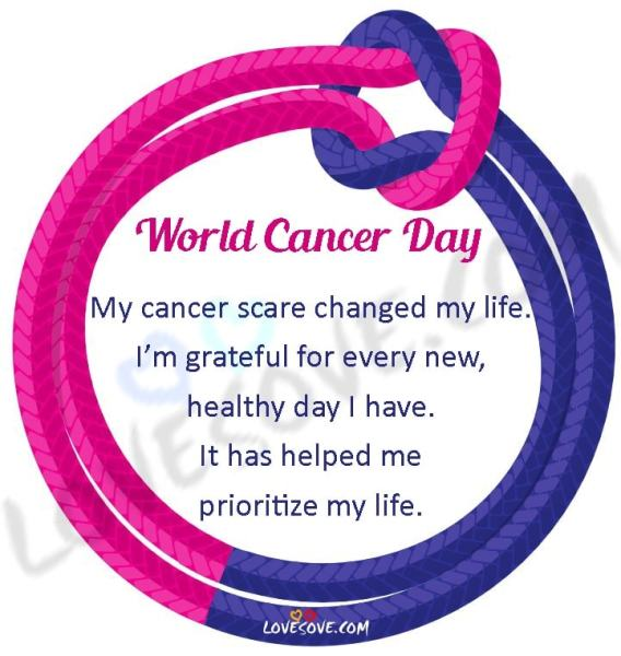 world cancer day 2020 logo, world cancer day messages, Cancer Quotes, Cancer Status, Quotes for Cancer Patients, Inspirational World Cancer Day Quotes, uplifting breast cancer quotes, losing the battle with cancer quotes, fighting cancer quotes images, breast cancer inspirational quotes, quotes about staying strong through cancer, fighting breast cancer quotes, cancer survivor quotes, fighting cancer quotes for facebook, I am and I will World Cancer Day, World Cancer Day SMS, World Cancer Day Messages