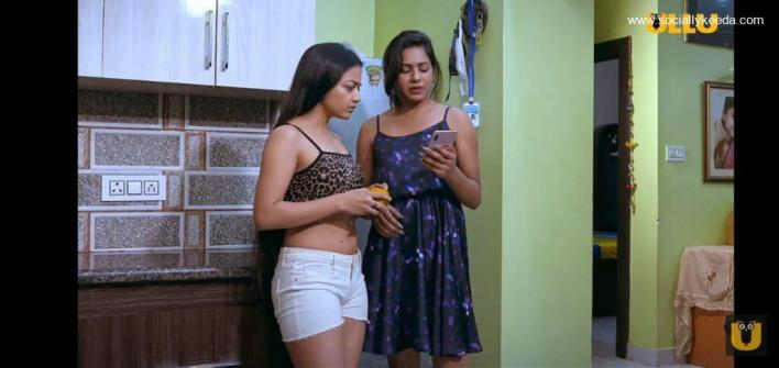 Gallery of Images of 'Friend Request Palang Tod' Ullu Hot Web Series
