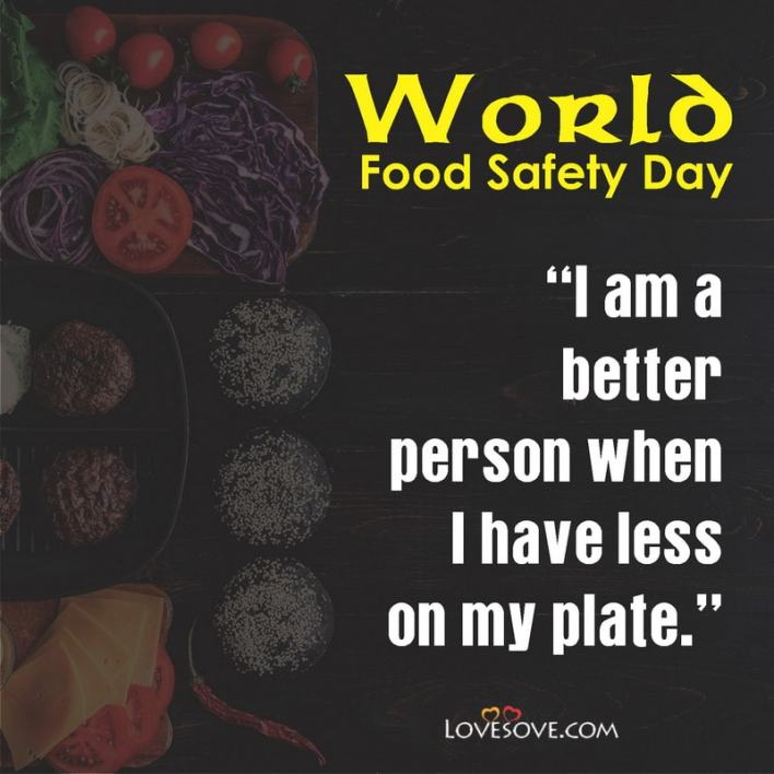 World Food Safety Day Facts, World Food Safety Day Photos, World Food Safety Day Pictures, World Food Safety Day Wishes, World Food Safety Day In Hindi,