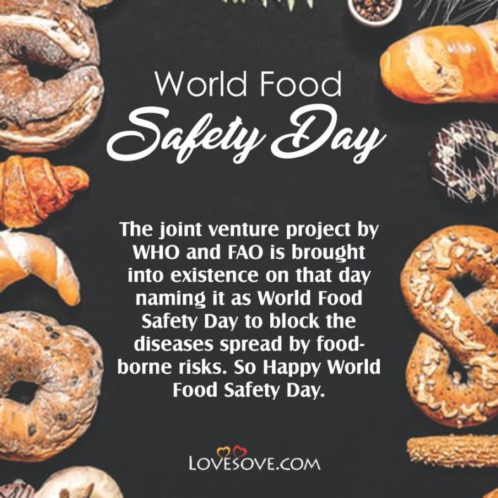 World Food Safety Day Photos, World Food Safety Day Pics, World Food Safety Day Pictures, World Food Safety Day Poster, World Food Safety Day Quotes,